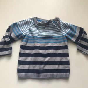 H&M Long sleeved sweater size 12-18m